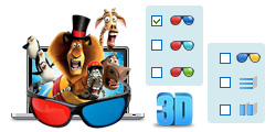 Convert 2D Blu-ray/DVD Disc to 3D movies for more pleasure